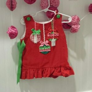 Baby ornament dress